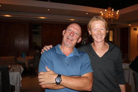 Marlies & Chris in Cape Town