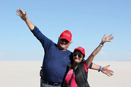 Rudi & Christl in Bolivia