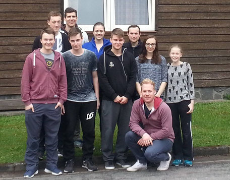 SSS-Lehrgang in Hohegeiß 2016
