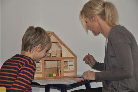 Spieltherapie im THZ Feldbach