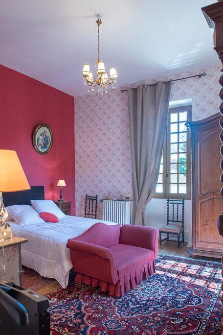 Domaine de Vielcastel, votre location saisonnière pour vos vacances en famille avec des lits doubles