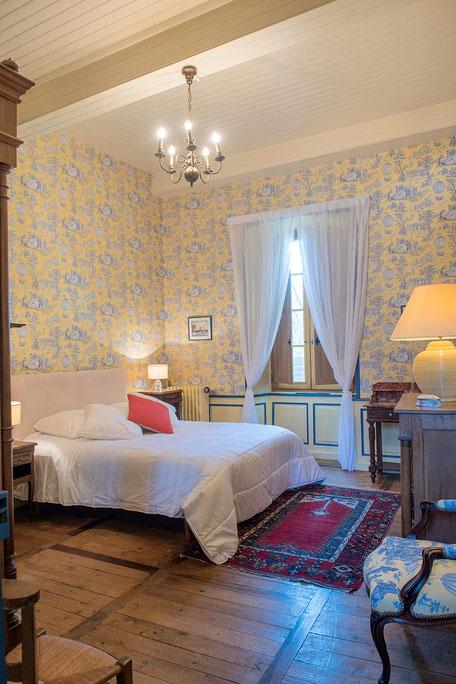 Domaine de Vielcastel, votre location saisonnière pour vos vacances en famille, chambre Lascaux