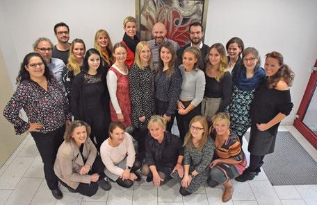 Alle Mitarbeiter der Physiopraxis Theo Boekhorst.