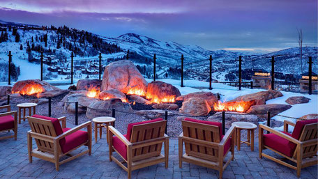 St Regis Deer Valley Park City Utah