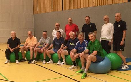 TSV Morsum Herren Turnen
