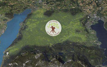 Naturpark Attersee-Traunsee Naturjuwel