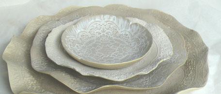 Ungewöhnliches Geschirr und Wohnaccessoires