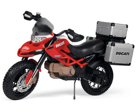 ducati hypercross elektromotorrad spielfahrzeug