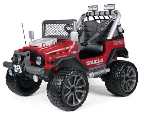 gaucho rock'in quad spielfahrzeug elektrofahrzeug