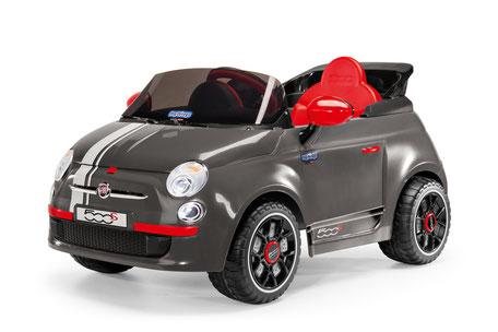fiat 500 s spielfahrzeug elektroauto