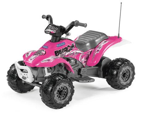 corral bearcat pink quad spielfahrzeug