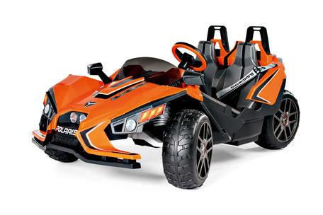 polaris slingshot quad 12v spielfahrzeug elektrofahrzeug