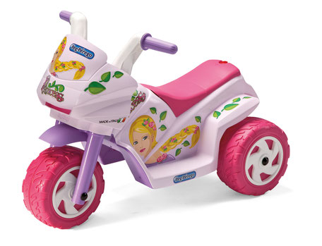 mini princess elektromotorrad spielfahrzeug