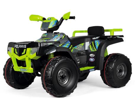 polaris outlaw quad elektrofahrzeug spielfahrzeug
