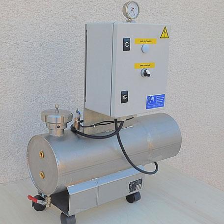 générateur de vapeur SCIM