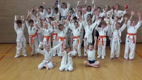 WOENSDAG Jeugd Karate Hoogerheide