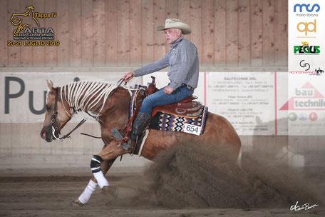 Rifeser Ewald - Novice Horse Non Pro