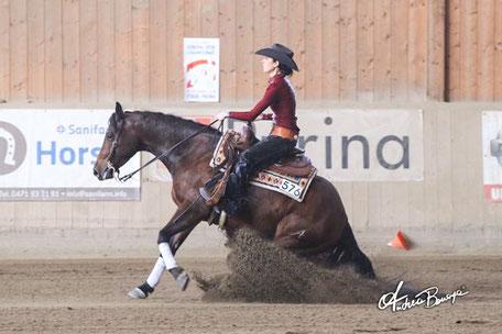 Rigott Verena - Novice Horse Non Pro