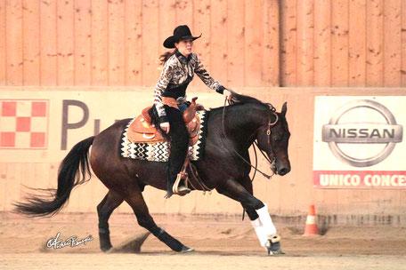 Martinelli Julia - Novice Rider