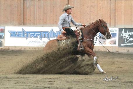 Kompatscher Luis - Novice Horse Open