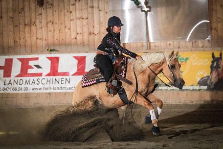 Buccini Giorgia - Novice Horse NonPro + ARTATrophy Champion