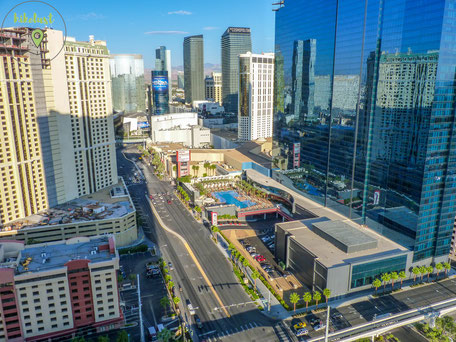Autofahren in Las Vegas - kein Problem