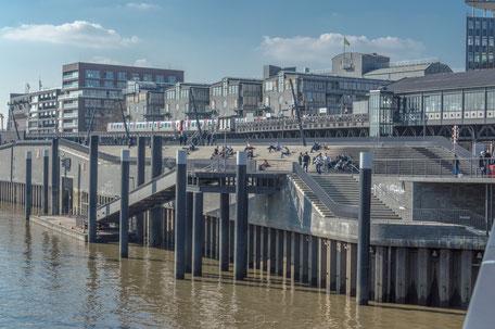 Elbpromenade Hamburg