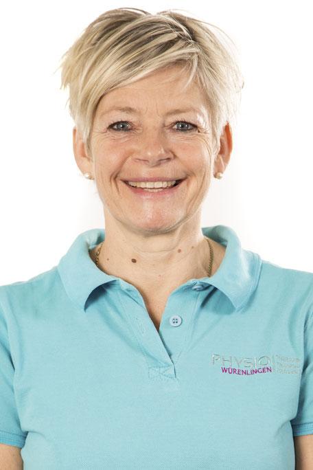 Sandra Stam, Dipl. Physiotherapeutin