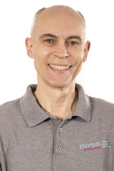 Hugo Stam, MAppSc, B. PT, PT OMT svomp, Principal IMTA Teacher