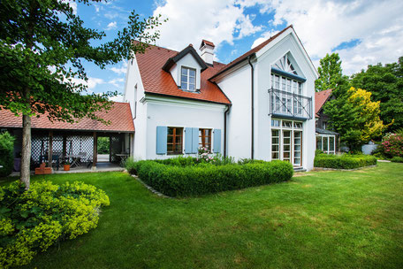 Charmante Landhausvilla in Icking