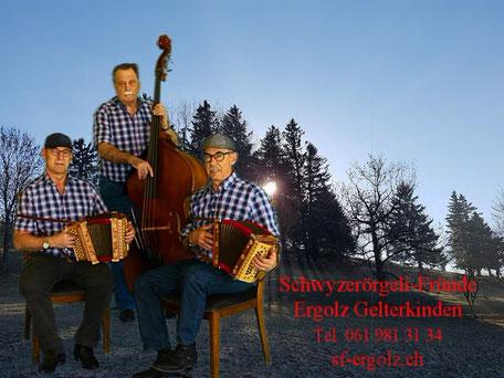 Schwyzerörgeli Quartett Ergolz