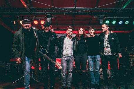 Bandfoto Michael Kutscha Band Wuppertal