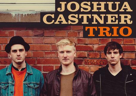 Bandfoto Joshua Castner Trio Wuppertal Ole Seifert Andreas Grimmel