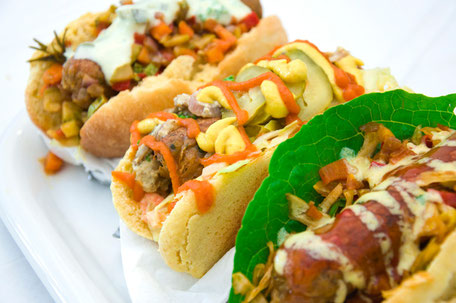 Vegane Fat Hot Dogs