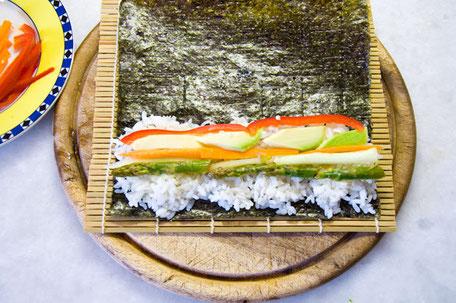 Sushi Vivalasvegans