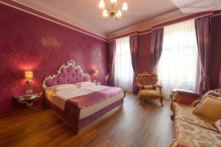 Hotel Urania Design Room