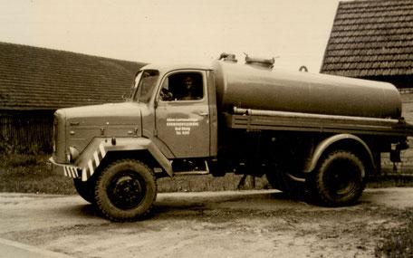 Geschichte Transportservice Muntermann