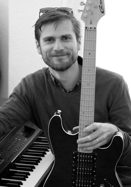Der Leiter der Musikschule Lüneburg