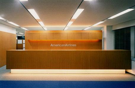 アメリカン航空関西支店