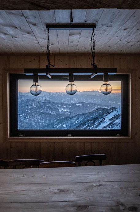 View from the dining table, Jan. 2020. ©Philipp Herfort Photography