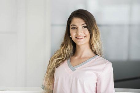 Denisa Shala Medizinische Fachangestellte