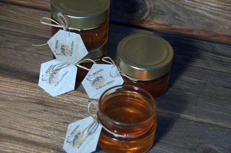 Produkte aus dem Bienenvolk, Honig, ...
