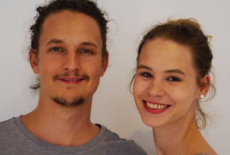 Kinder-Intensivtage NeuroScanBalance Feinmotorik-Trainer Daniel Lerch und Marielle Faber Experten-Trainer, Kinder-Trainer, Basis-Trainer