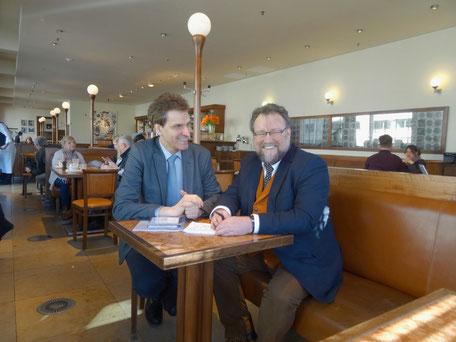 Martin Hoffmann und Dr. Simon Moser im Gespräch über die Internationale Nikolaj Medtner Gesellschaft: Eintauchen in zukünftige Strategien, Vernetzung und begeisternde Musik. Ein Gespräch das viel Freude gemacht hat.