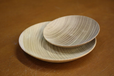 small plate Japanese zelkova