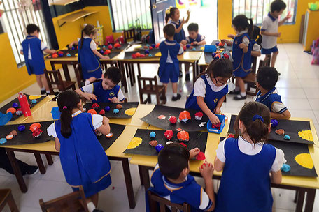 Kínder Montessori Itzimná