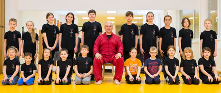 Miko Kuing Fu Kindertraining