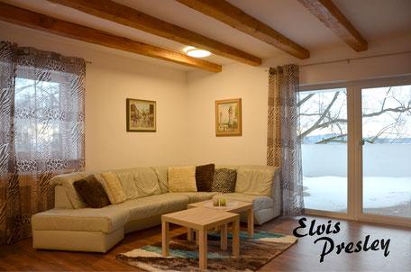 Elvis Presley - 100m² Pöstlingberg Apartment