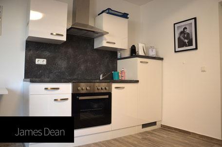 James Dean - 1-Personen-Apartment