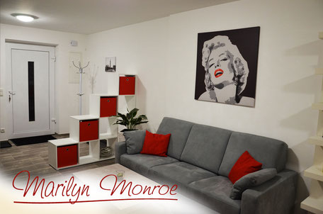 Marilyn Monroe - 70m² Apartment on the Pöstlingberg
